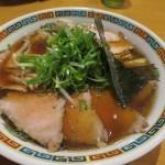 東大阪市西岩田  『ラーメン坊也哲』  肉醤油、ウルトラメチャ旨い!