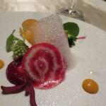 大阪市中央区北浜東 『River Suite OSAKA(リバースイート大阪)』  リバーサイドで食べるフレンチは気持ちが優雅になりますね。