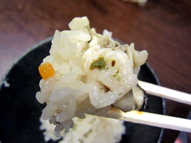 s-牡蠣の釜飯 お箸もち