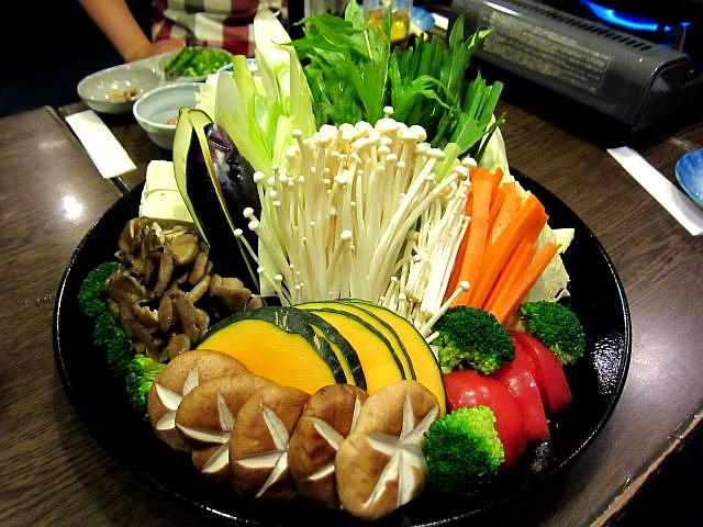 カレー鍋 野菜