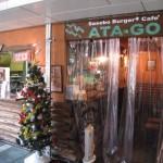 大阪市浪速区 ハンバーガー第4弾 佐世保バーガー『ATA-GO』 やなべジバーガー(野菜付き)