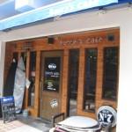 茨木市 ハンバーガー第8弾 ビールの種類が多いアメリカンレストランバー 『Berry's cafe』