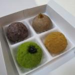 曽根崎新地 『森乃お菓子』 豊中の有名店の森のおはぎの2号店がオープンしました。