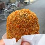 蒲生4丁目 『崎原精肉店』 城東商店街の大人気フライ専門店!