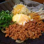 『麺厨房 華燕 JR高槻店』 裏メニューの黒ゴマ汁なし坦々麺は超ウルトラメチャ旨い!