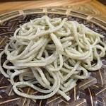 西天満 『荒凡夫 (アラボンプ)』 3種の蕎麦の食べ比べは最高です!