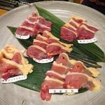大津市真野  『じどりや 穏座(おんざ)』  淡海地鶏のスペシャル食べ尽しを堪能してきました。
