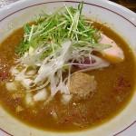 蛍池 『麺屋 ほぃ』 濃厚鶏白湯ラーメンの美味しさにウルトラビックリ!
