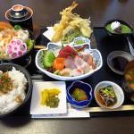 上牧 『海鮮旬彩房 紬季』 幸蔵御膳の満足感は半端ないですよ!
