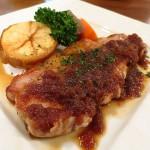 豊中 ディナー『Sakura grill (サクラ グリル)』 ポークジンジャーステーキの美味しさにウルトラビックリ!