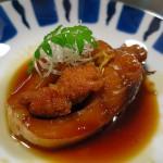 高槻  『旬菜旬魚 きくの』 鯉好きの方はウルトラ必食ですよ!