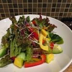 西天満 ディナー 『かわず』 いろんな野菜をたっぷり食べれて大満足!!!