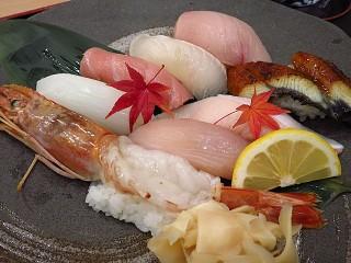 創作和膳うえだ 上にぎり寿司