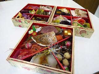 欧和食・鉄板焼 Nakagawa おせち料理