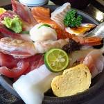 香里園 ランチ『香里寿司茶屋旬魚旬菜 総本山』 肉厚のネタの海鮮丼にウルトラビックリ!