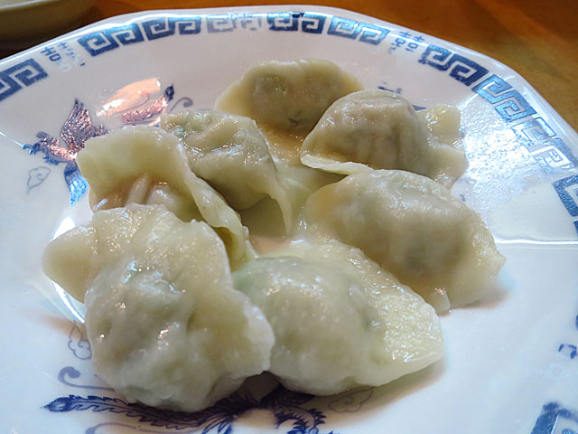 餃子王 水餃子