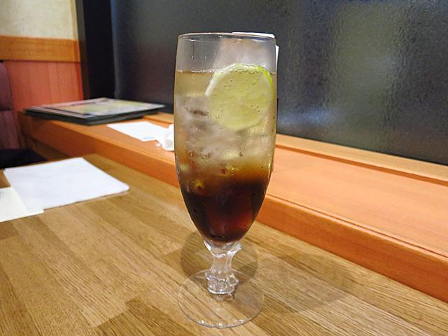 名代 千房 ジョーテラス大阪店 千房特製ソーダ