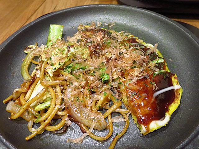 名代 千房 ジョーテラス大阪店 料理6