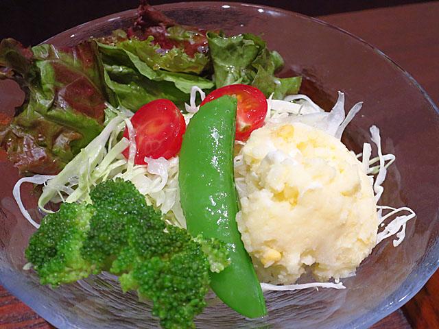 洋食Matsushita ランチサラダ