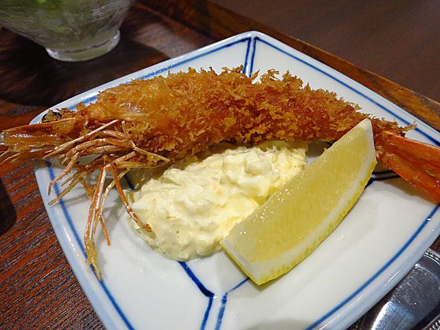 洋食Matsushita 海老フライ