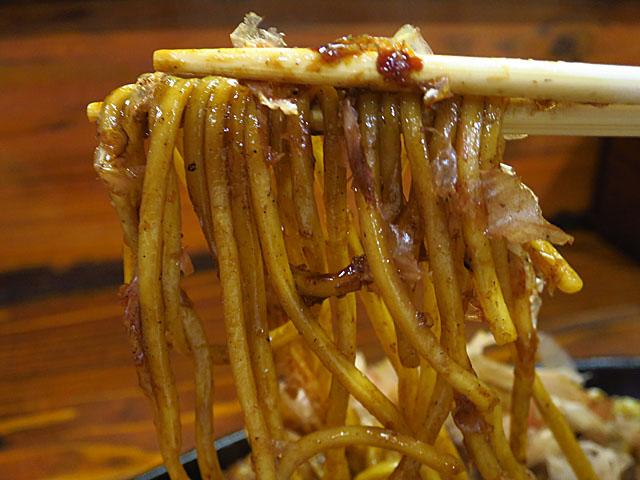 生麺焼そば こなひろ 海鮮そば麺あげ