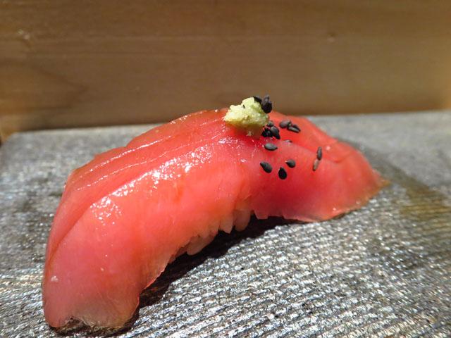 鮨 たくま 本マグロ赤身
