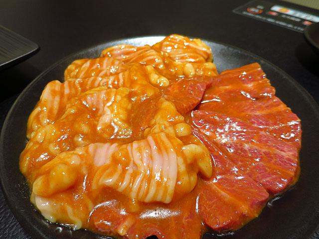 焼肉№1 ツラミ&アカセン