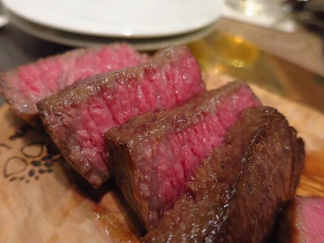 熟成肉 Bacco 黒毛和牛ランプ