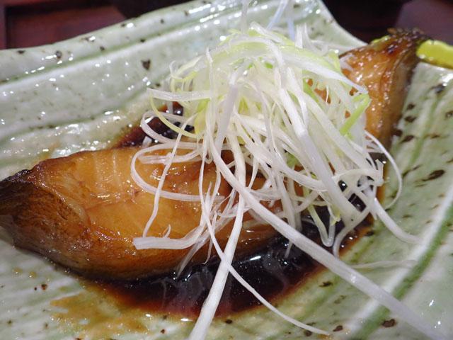 お味噌汁屋さん 杏 カレイの煮付