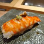 本町『鮨 ゆうじろう』赤酢のしゃりの江戸前寿司がリーズナブルで味わえます。