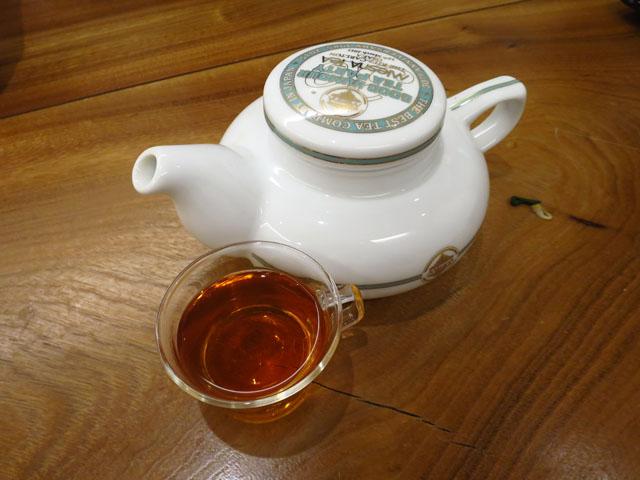 旧邸蒸屋 紅茶とせいろ ムレスナティー