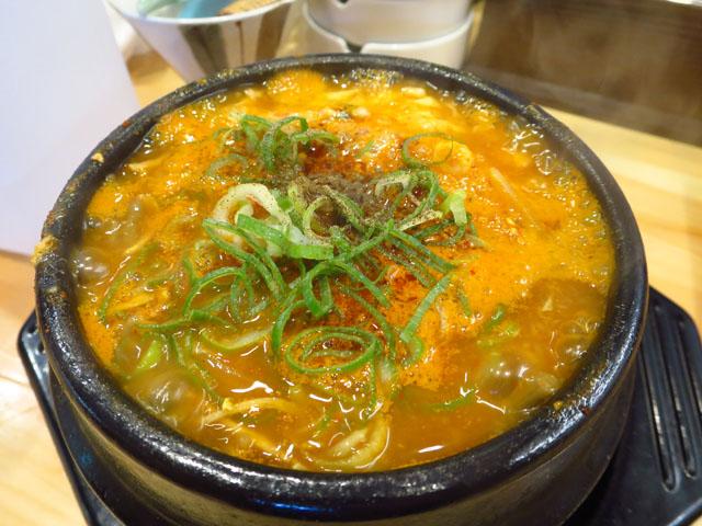 韓国家庭料理おんに 鶏スープユッケジャン