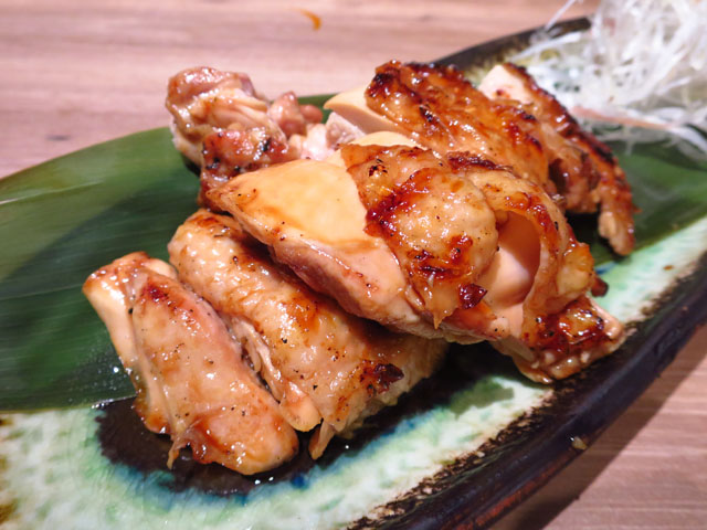 トリサチ(TORISACHI) 鶏のもも焼き