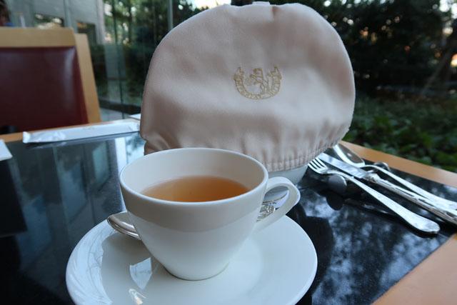 帝国ホテル大阪 ザ・パーク 紅茶1