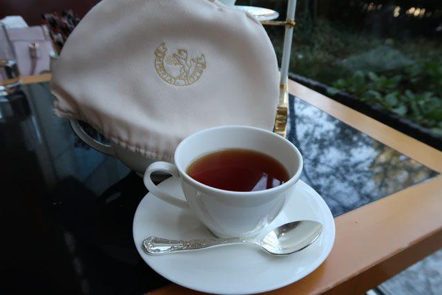 帝国ホテル大阪 ザ・パーク 紅茶2