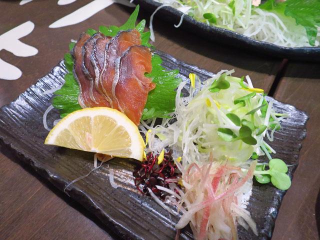 とろさば料理専門店 SABAR 阪急三番街店 さばのへしこ