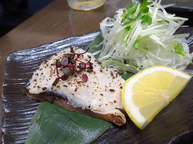 とろさば料理専門店 SABAR 阪急三番街店 さばのなれすし