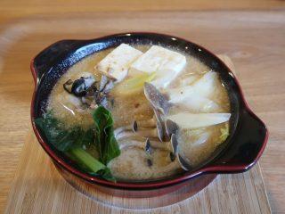 中華厨房やまぐち 牡蠣と豆腐の担々煮込み