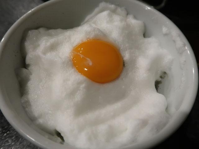 炭火焼肉 牛味苑 卵掛けごはん