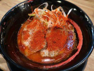 大阪辛麺 唐吉郎 辛麺7辛