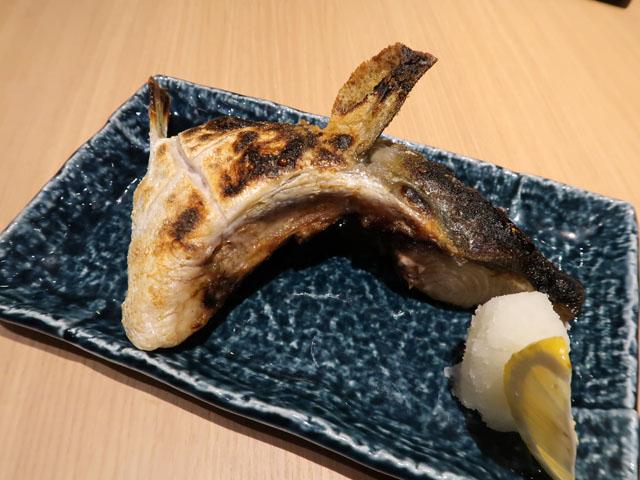 魚どん 然 鰤カマ