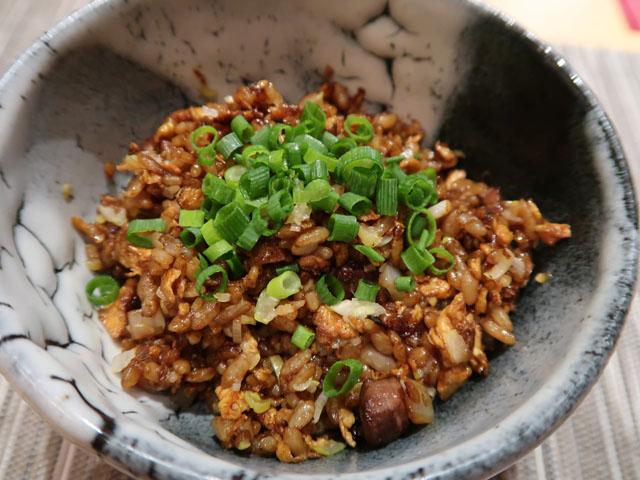 中國菜 心香 牛肉炒飯
