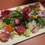 服部天神『笹庵』ヘルシーな華鍋コースを堪能してきました。