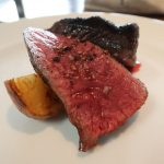 南草津『セジール(SAISIR)』「肉 サカエヤ」の直営店のレストランで近江牛を堪能してきました。