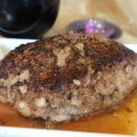 堺市『鉄板酒菜 ぶりお』絶品ハンバーグがランチで食べれるようになりました。