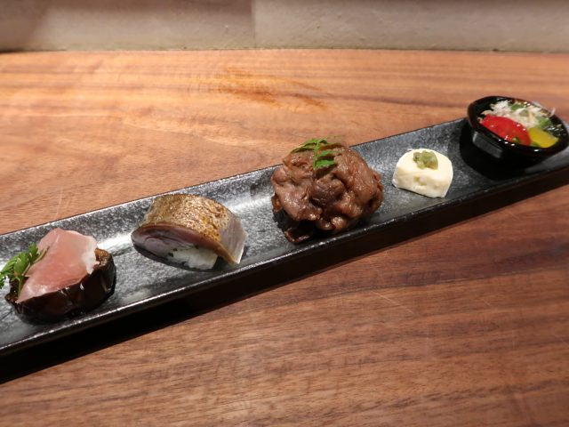SANSHU~讃州~前菜盛合せ