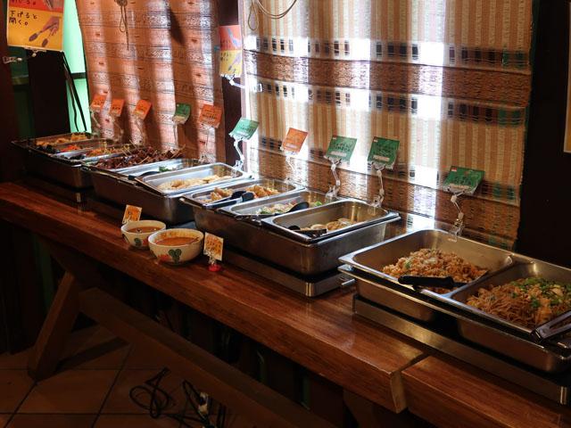 熱帯食堂 料理2