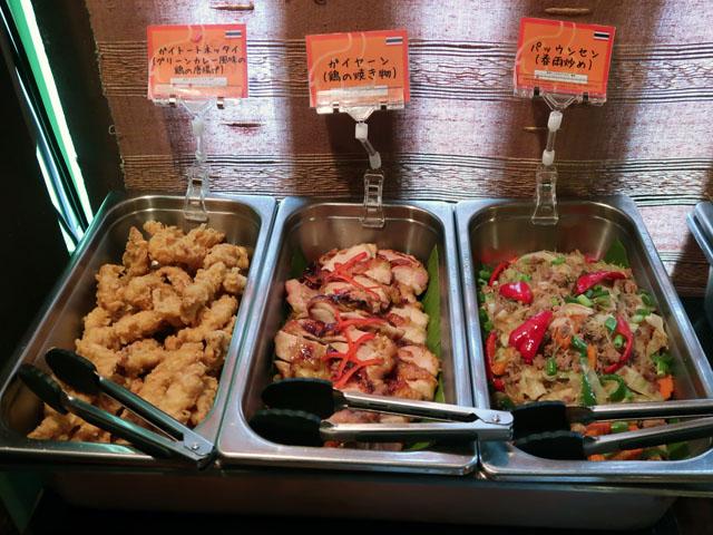 熱帯食堂 料理3