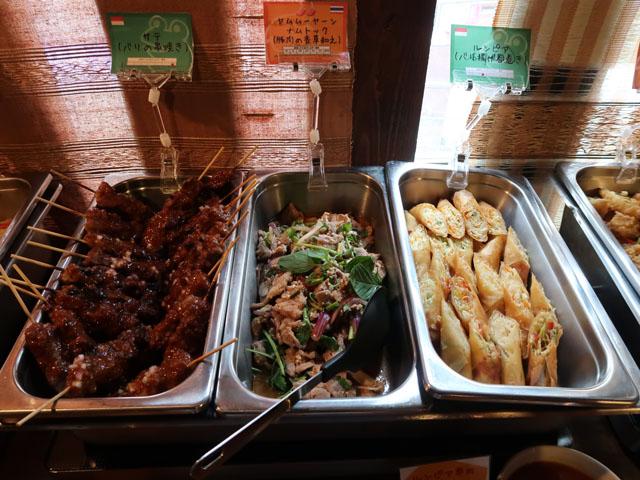 熱帯食堂 料理4