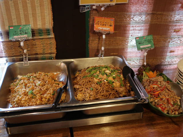 熱帯食堂 料理6